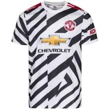Третья игровая футболка Манчестер Юнайтед 2020-2021