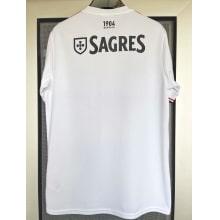 Гостевая игровая футболка Бенфика 2021-2022