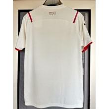 Гостевая игровая футболка Милан 2021-2022