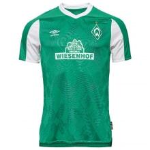 Домашняя игровая футболка Вердер Бремен 2020-2021