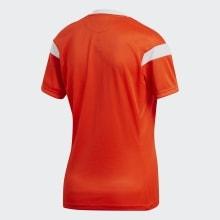 Женская домашняя футболка России на ЧМ 2018 сзади