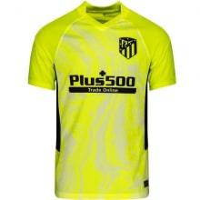 Третья игровая футболка Атлетико Мадрид 2020-2021