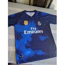 Космическая футболка Реал Мадрид 2018-2019