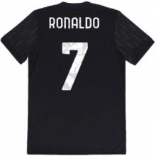 Гостевая игровая футболка форма Роналдо 2021-2022