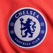 Комплект детской третьей формы Челси Тимо Вернер 2020-2021 шорты герб клуба