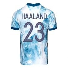 Детская домашняя футбольная форма Ван Дейк 2020-2021