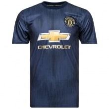 Взрослая третья футболка Манчестер Юнайтед 2018-2019