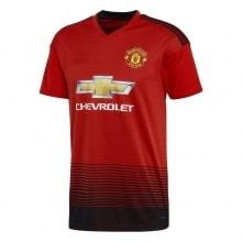 Домашняя игровая футболка Манчестер Юнайтед 2018-2019