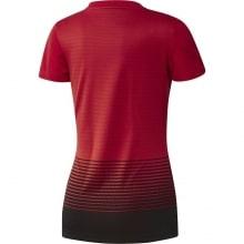 Женская домашняя футболка Манчестер Юнайтед 2018-2019 сзади