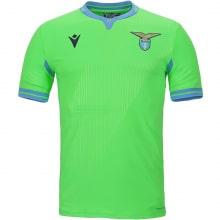 Гостевая игровая футболка Лацио 2021-2020