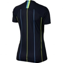 Женская гостевая футболка Манчестер Сити 2018-2019 сзади