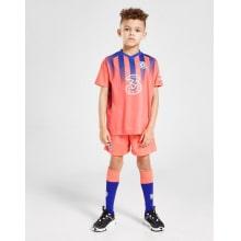 Комплект детской третьей формы Челси Тимо Вернер 2020-2021 футболка шорты и гетры