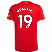 Домашняя футболка Манчестера Варан 2021-2022