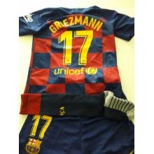 Детская домашняя футбольная форма Гризманн 2019-2020