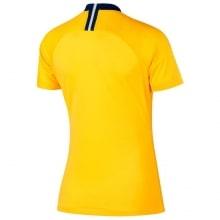 Женская гостевая футболка Челси 2018-2019 сзади