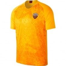 Третья игровая футболка Ромы 2018-2019