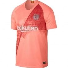 Третья игровая футболка Барселоны 2018-2019