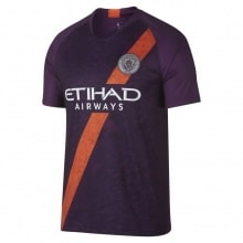 Взрослая футболка третья Манчестер Сити 2018-2019