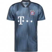 Взрослая третья футбольная форма Баварии 2018-2019 футболка