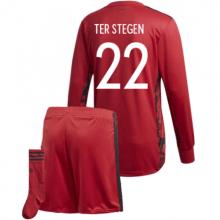 Домашняя футболка Арсенала Обамеянг 2018-2019