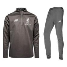 Серый тренировочный костюм Ливерпуля 2018-2019