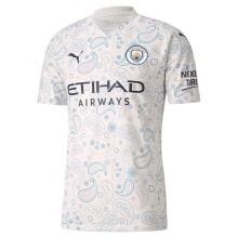 Третья аутентичная футболка Манчестер Сити 2020-2021