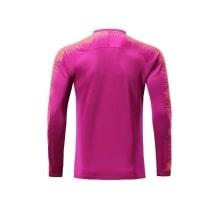 Взрослый сине-розовый костюм Барселоны 18-19 кофта