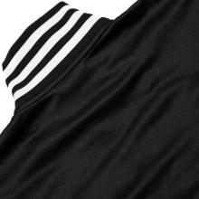 Взрослый черный костюм Реал Мадрид 18-19 кофта сзади
