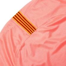 Женская третья футболка Барселоны 2018-2019 сзади