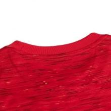 Женская домашняя футболка Манчестер Юнайтед 2020-2021 воротник