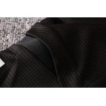 Черный спортивный костюм Арсенал 2021-2022 плечо