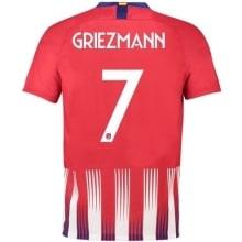 Детская домашняя футболка Гризманн 2018-2019