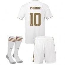 Детская Домашняя футбольная форма Лука Модрич 2019-2020