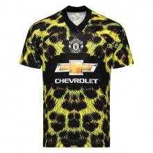 Взрослая леопардовая форма Манчестер Юнайтед 18-19 футболка