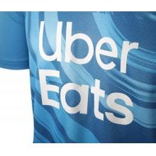 Взрослая футболка Ман Юнайтед 18-19 c длинными рукавами
