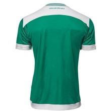 Домашняя игровая футболка Вердер Бремен 2018-2019 сзади
