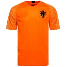 Домашний комплект детской формы Голландии 2019-2020 футболка
