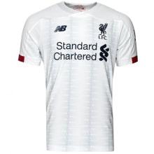 Комплект взрослой гостевой формы Ливерпуля 2019-2020 футболка