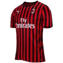 Домашняя игровая футболка Милан 2019-2020