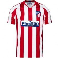 Взрослый комплект домашней формы Атлетико 2019-2020 футболка