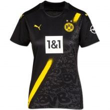 Женская гостевая футболка Боруссии Дортмунд 2020-2021