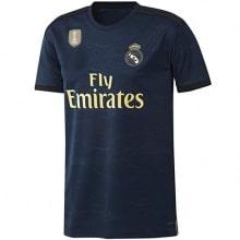 Детский комплект гостевой формы Реал Мадрид 2019-2020 футболка
