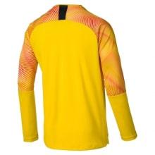 Вратарская гостевая футболка Манчестер Сити 2019-2020 сзади