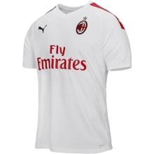 Гостевая игровая футболка Милан 2019-2020