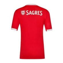 Домашняя игровая футболка Бенфика 2019-2020 сзади