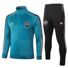 Голубой спортивный костюм Арсенал 2021-2022