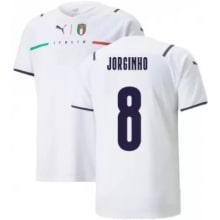 Четвертая футболка Италии Жоржиньо ЕВРО 2020-21