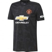 Детская третья форма Манчестер Юнайтед 2019-2020 футболка