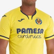 Домашняя игровая футболка Вильярреал 2019-2020 титульный спонсор