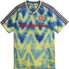 Детская лимитированная форма Арсенала 2020-2021 футболка